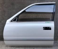 Дверь передняя левая цвет 049 Toyota Cresta JZX81 1JZ GE