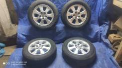 Оригинальные 15 диски Toyota 6.5jj et50 5x114.3 [Customs Garage]
