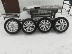 Продам оригинальный комплект зимних колёс на Mazda R16