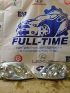 Фара правая и левая, Toyota Corolla, NZE121, NZE124, ZZE121