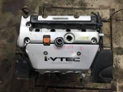 Двигатель K20A Honda Stream RN3