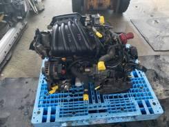 Двигатель в сборе HR15DE Nissan Wingroad