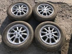 165/70 R14 Bridgestone VRX литые диски 4х100 (L36-1405)