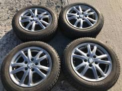 175/65 R15 Bridgestone Revo GZ литые диски 5х114.3 (L36-1504)