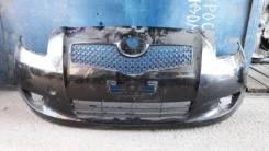 Бампер Toyota VITZ, передний 2005-2010