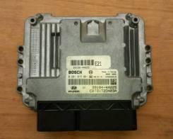 Блок управления двигателем D4CB Euro 4 б. у. оригинал 391044A225 Hyundai Grand Starex H-1