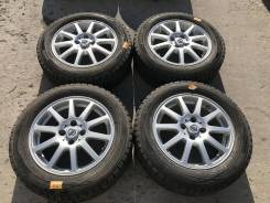 195/60 R15 Dunlop WM01 литые диски 4х100 (L36-1513)
