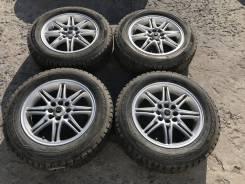 195/65 R15 Dunlop WM01 литые диски 4х4 (L36-1516)