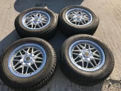 215/65 R16 Bridgestone DM-V1 разборные диски 4х5 (L36-1603)