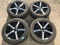 205/55 R17 Bridgestone Revo GZ литые диски 4х100 (L36-1701)
