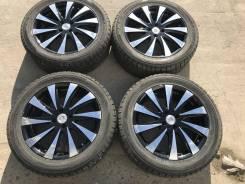 215/55 R17 Dunlop DSX-2 литые диски 4х100 (L36-1702)