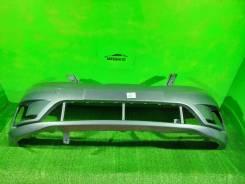 Бампер передний Kia Rio 3 Серый металлик