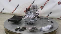 Двигатель 4т 250см3, 170MМ-2 Zongshen (жид. охлаждение+радиатор). Под заказ