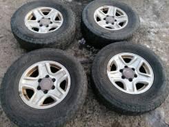 Колеса комплект Bridgestone Dueler A/T 265/70R16
