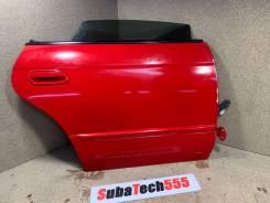 Дверь задняя правая Subaru Legacy S401 BE5 BEE BES BE9 1998-2003