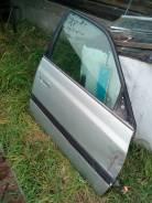 Правая передняя дверь Тойота Карина кузов 210 за 1500руб. под ремонт