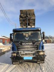 Scania P. 440 2013 г, 12 740куб. см., 32 700кг., 8x4