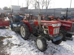 Yanmar. Трактор 15 л. с., 4wd, навеска на 3 точки, фреза в комплекте, 15,00л.с.
