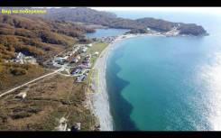 Земельный участок 18 сот на побережье бухты Шепалова. 1 813кв.м., собственность, электричество, вода