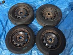 Колеса летние R14 комплект на железных дисках