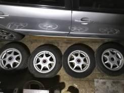 185/70R14-Michelin на универсальном литье