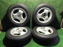 Комплект колес на зимней резине Goodyear 205/65/15
