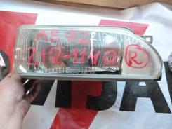 Фара правая № 212-1140 Toyota Corolla