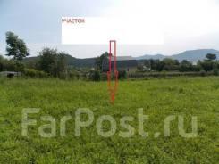 Земельный участок в центре села Екатериновка. 1 200кв.м., собственность, электричество, вода. Фото участка