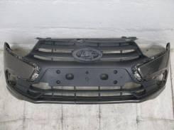 Бампер передний Лада Гранта фл Lada Granta fl 2018 - ВАЗ 2190, 2191