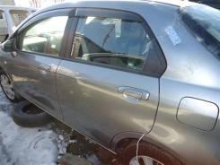 Дверь задняя левая серый nh691m Honda Fit Aria GD6 L15A 2006