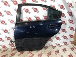 Дверь задняя левая Subaru Impreza GJ7