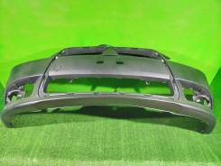 Бампер передний Mitsubishi Lancer 10 X рестайлинг