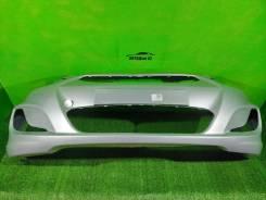 Бампер передний Hyundai Solaris 1 Серебро