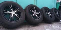 Зимние колеса Yamato R16 5х114,3 резина 215/70