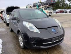 Крыло правое переднее Nissan Leaf AZE0 цвет черный KH3 контрактное