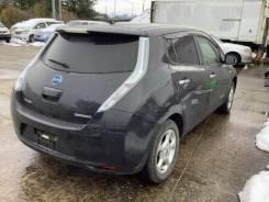 Бампер задний Nissan Leaf AZE0 цвет черный KH3 контрактный