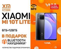 Xiaomi Mi 10T Lite. Новый, 128 Гб, Серый, 3G, 4G LTE, 5G, NFC