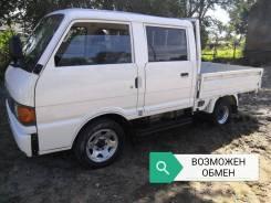 Mazda Bongo. Продам отличный двухкабинник, 2 200куб. см., 1 000кг., 4x2