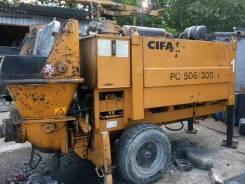 Cifa PC 506/309. Продам бетононасос CIFA PC 506/309 стационарный