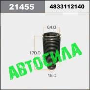 Пыльник стойки 4833112140 20x64x163 (21455) MAB1051, MAB1051, 6025, 4833112140, 4833102020, JDT1431F, TSHB20, A92002, ST4833120MM, C2716, T1431F, TSHB...
