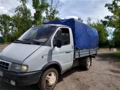 ГАЗ 330210. ГАЗ-330210, 2 700куб. см., 1 500кг., 4x2