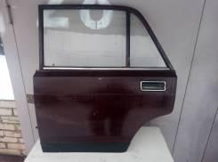 Дверь задняя левая (в сборе) ВАЗ 2107 классика (инжектор)