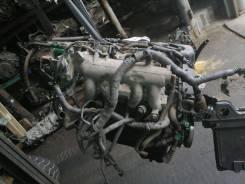 Двигатель Nissan QG15De черная крышка без EGR