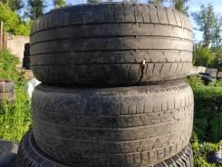 Bridgestone Potenza RE040. летние, б/у, износ 80%