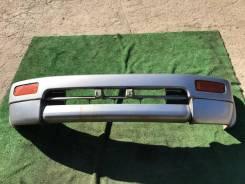 Бампер передний серый (8L7) Toyota Hilux Surf KZN185 132000km
