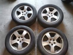 Колеса Subaru Forester SF5 Bridgestone