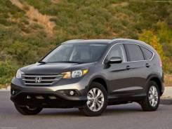Бампер для Honda CRV