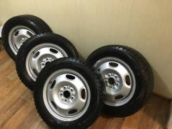 Зимние шипованные колеса в сборе R16