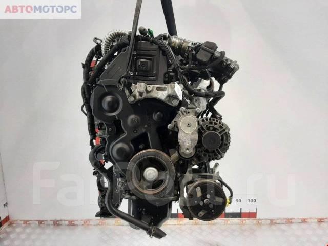 Двигатель Peugeot 308 T7 2008, 1.6 л, дизель (9HX (DV6ATED4)