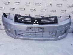Передний бампер Mitsubishi Lancer